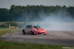 Gridlife Midwest Festival Hooman Rahimi Nissan 350Z drifting