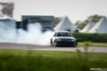 Gridlife Midwest Festival black BMW E46 M3 drift car