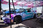 Gridlife Midwest Festival Kelsey Rowlings S14 Nissan 240SX drift car