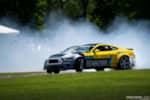 Gridlife Midwest Festival Chelsea DeNofa Ford Mustang RTR drift car smokey drift