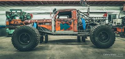 First Look: Vice Unlimited's Trophy T | DrivingLine