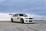 BuildJournal Alpine White BMW E46 M3 Silver TE37 Front 3/4 photo credit: Andrew Lim