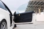 Alpine White BMW E46 M3 HARD Motorsport Door Cards Interior photo credit: Andrew Lim