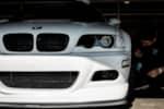 Front BuildJournal Alpine White BMW E46 M3 AC Schnitzer Front Lip Headlight Duct Buildjournal Race Splitter photo credit: Jeremy Adajar
