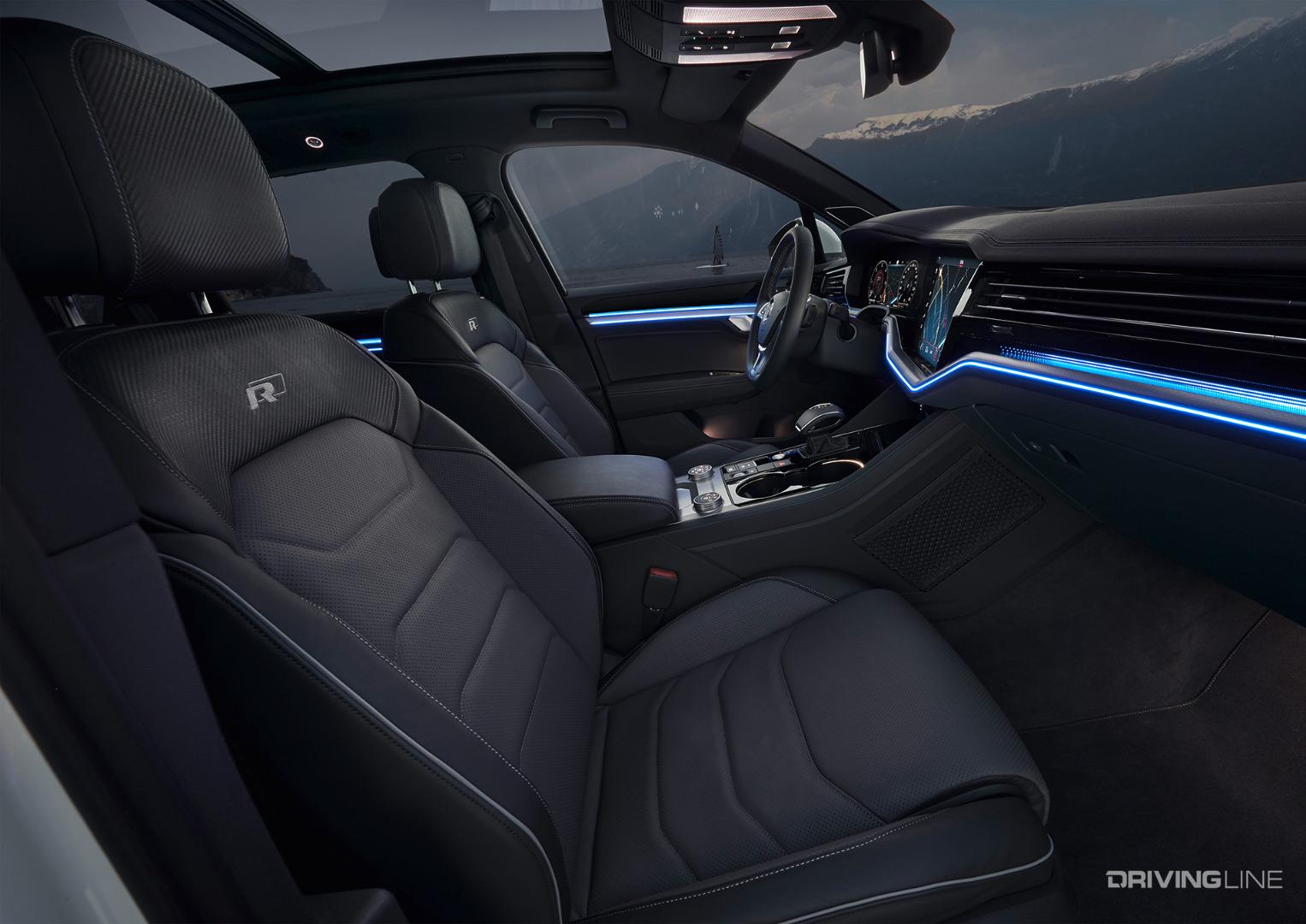 Get 2020 Volkswagen Touareg V8 Tdi R-Line