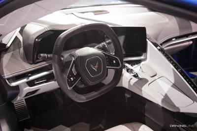 2020 Corvette Stingray Mid Engine American Supercar Drivingline