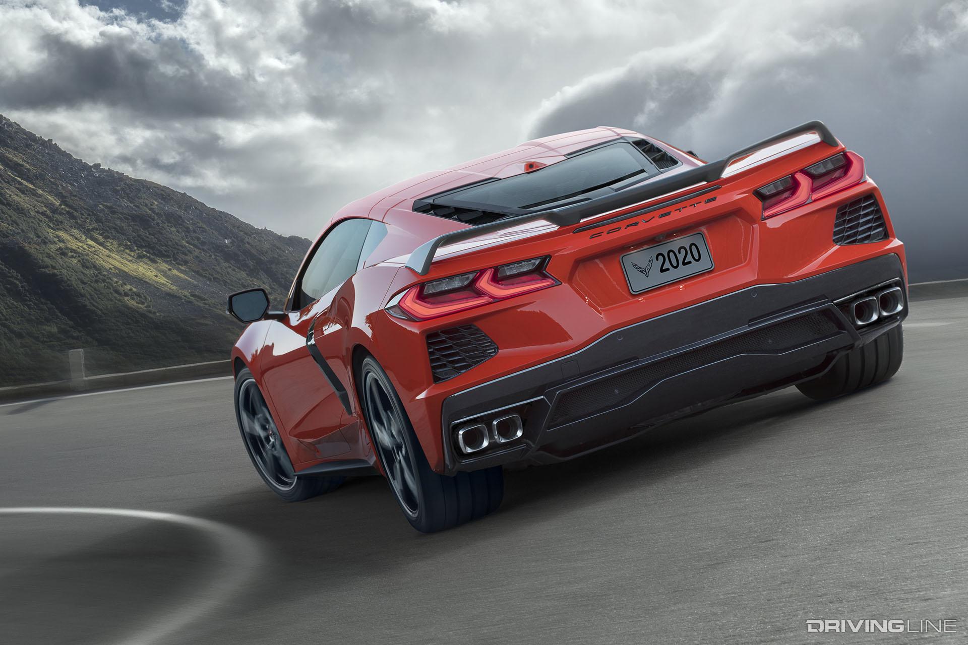 Vette Revolution: The Tech of the 2020 C8 Corvette | DrivingLine