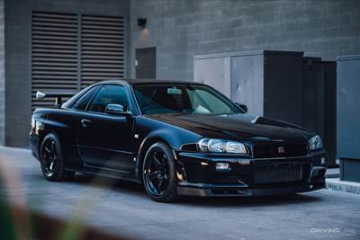 The 10 Year Journey to Own a Motorex R34 | DrivingLine
