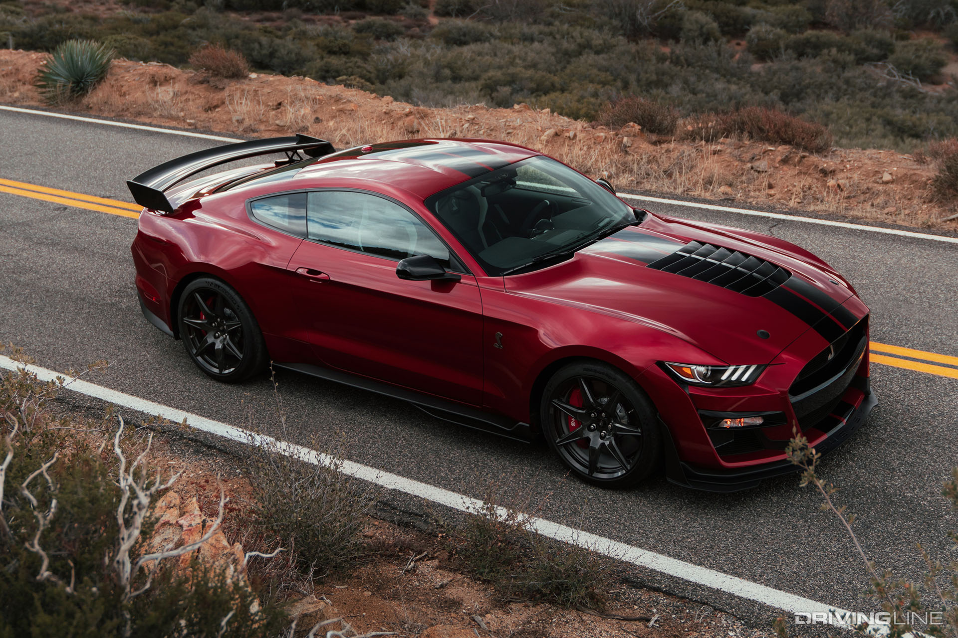 The Drivetrain Tech: 2020 Mustang Shelby GT500 | DrivingLine