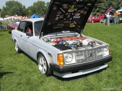 Converse Engineering Spearheaded Volvo V8 Engine Swaps In America