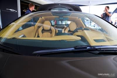 A Closer Look at the 2020 C8 Corvette Interior | DrivingLine