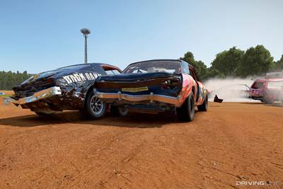 Is Wreckfest 2019's Best Racing Game? | DrivingLine
