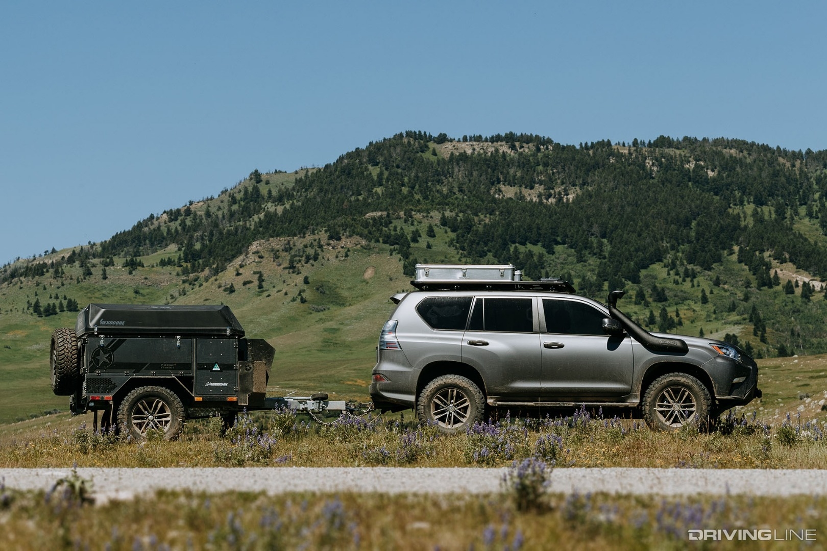 5 Best Vehicles For Overlanding Drivingline