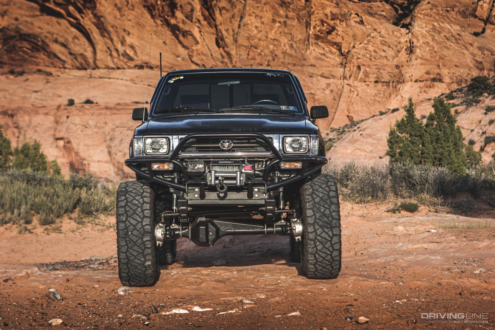 Daily Crawler Sas Toyota Truck Drivingline