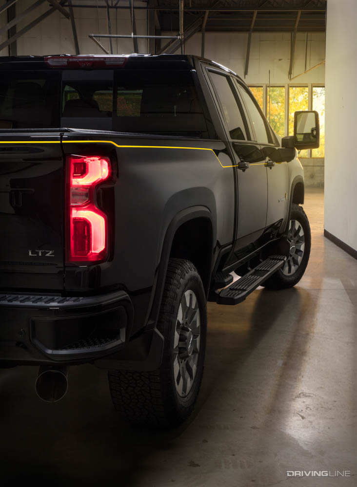new 2021 silverado/carhartt truck | drivingline