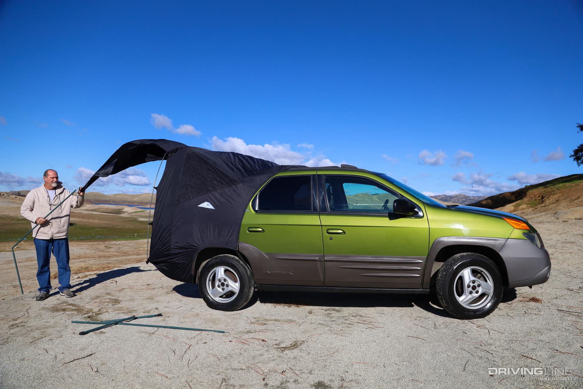 Pontiac Aztek Ahead Of Its Time Drivingline