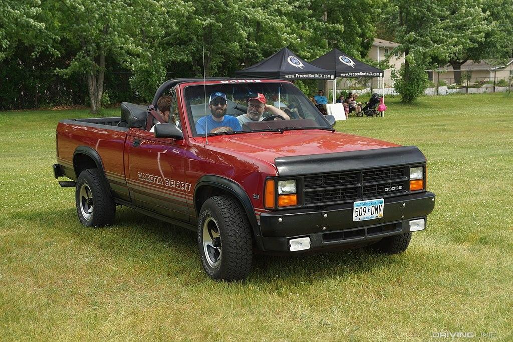 dodge dakota sport convertible truck drivingline dodge dakota sport convertible truck