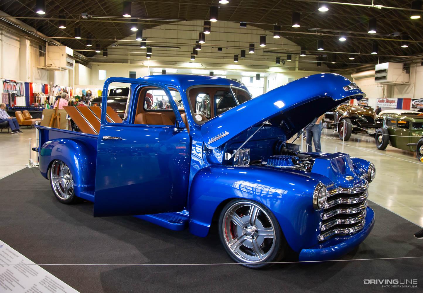 10 Rockin Restomod Trucks 2020 Gnrs Drivingline
