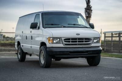 1999 Ford E350 Van