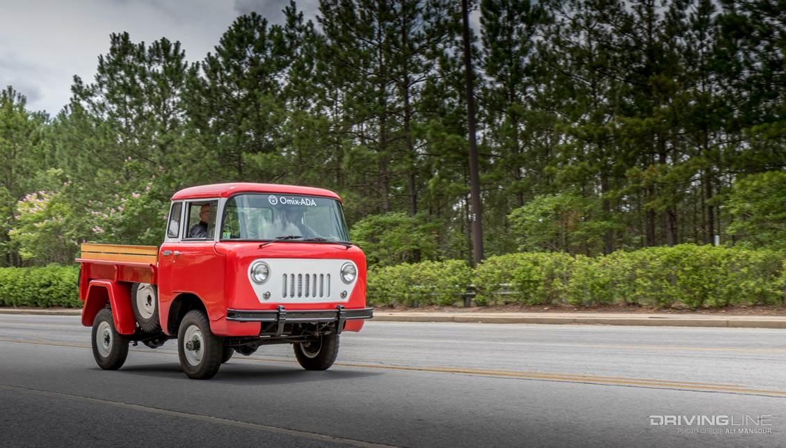 The Jeep Forward Control Truck Kicked Off A Brief Cab Over Revolution Drivingline