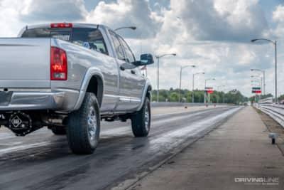 all terrain versus mud terrain tire review terra grappler g2 diesel truck ram