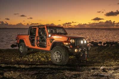 Jeep Gladiator custom trim packages