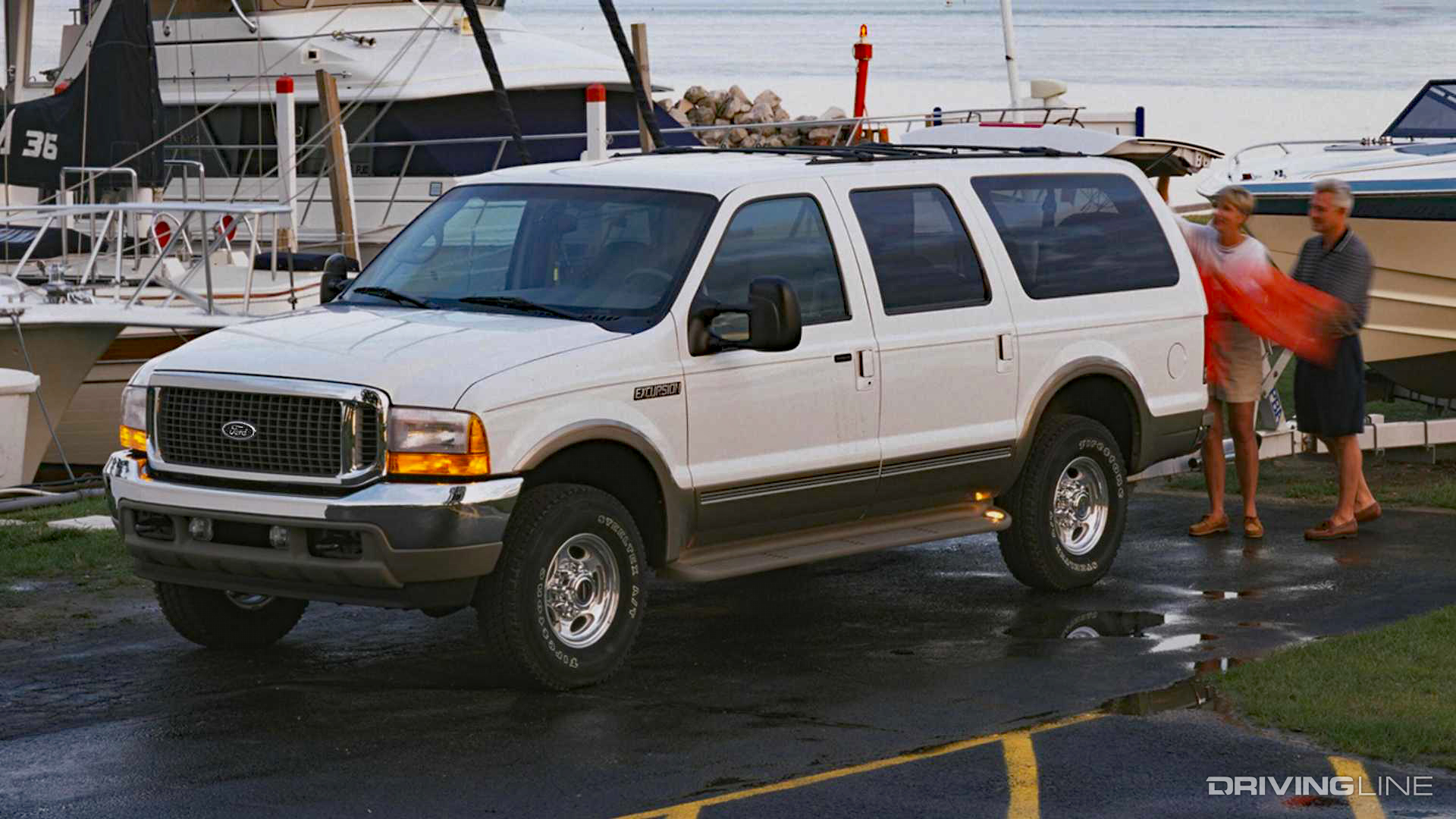 2021 Ford Excursion Diesel New Review