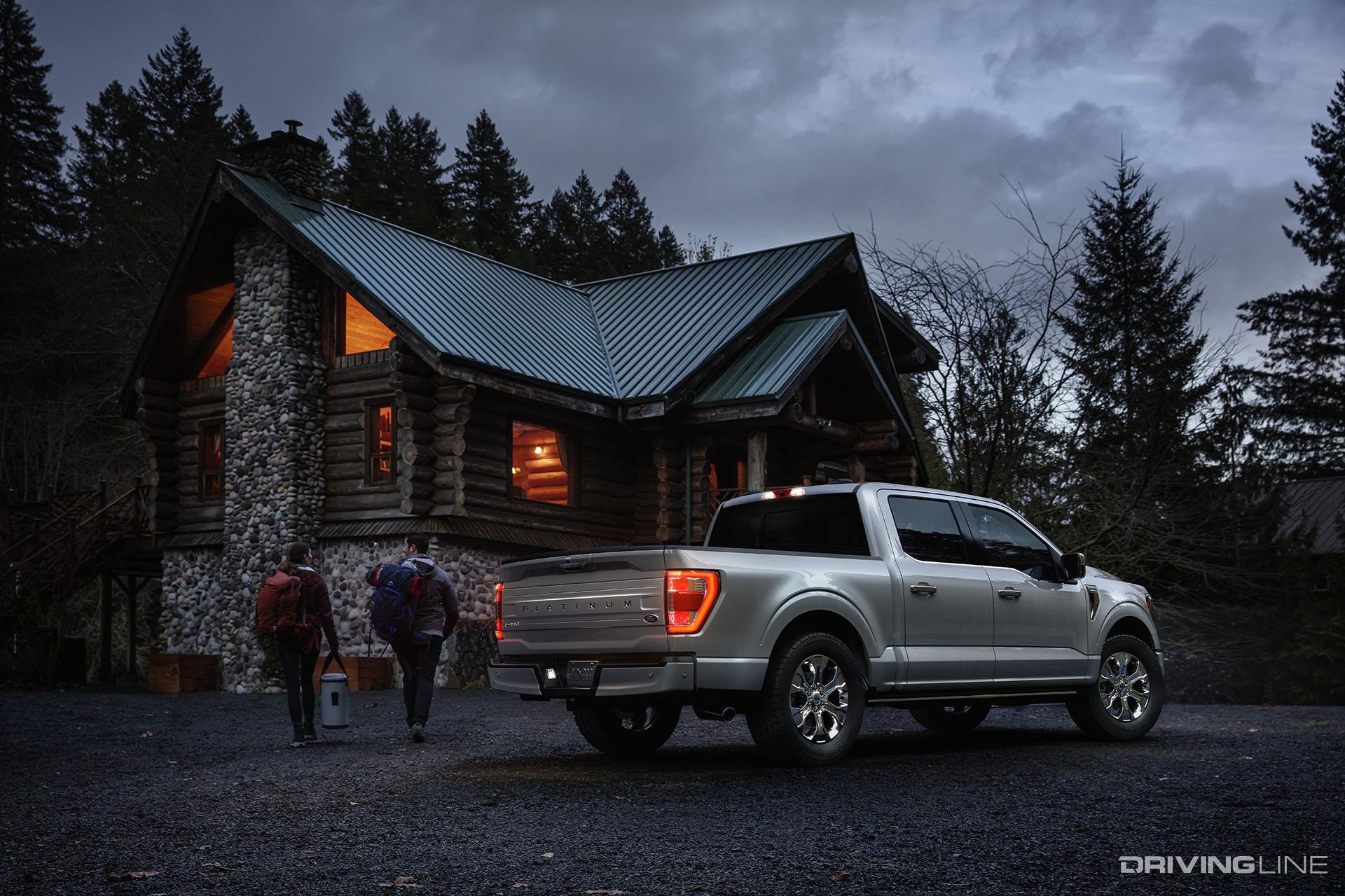 Turbo, Diesel, V8 or Hybrid: The New 2021 Ford F-150 Truck ...