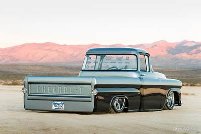 Chevy Pickup 58