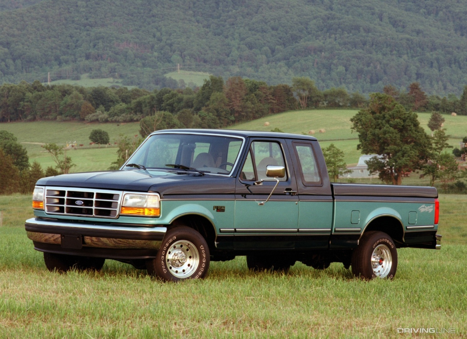 Why The 92 96 Ford F 150 Is Ford S Most Collectible Classic Pickup Truck Drivingline