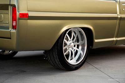 Ford on Nitto NT555 G2 tires
