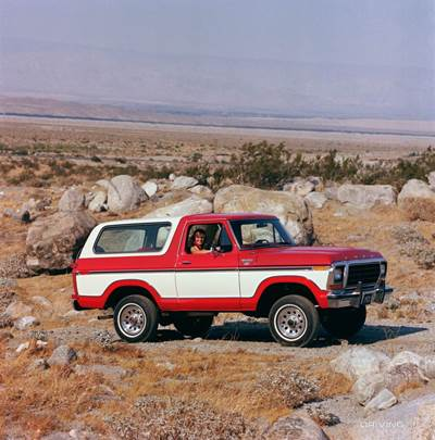 Ford Bronco large body