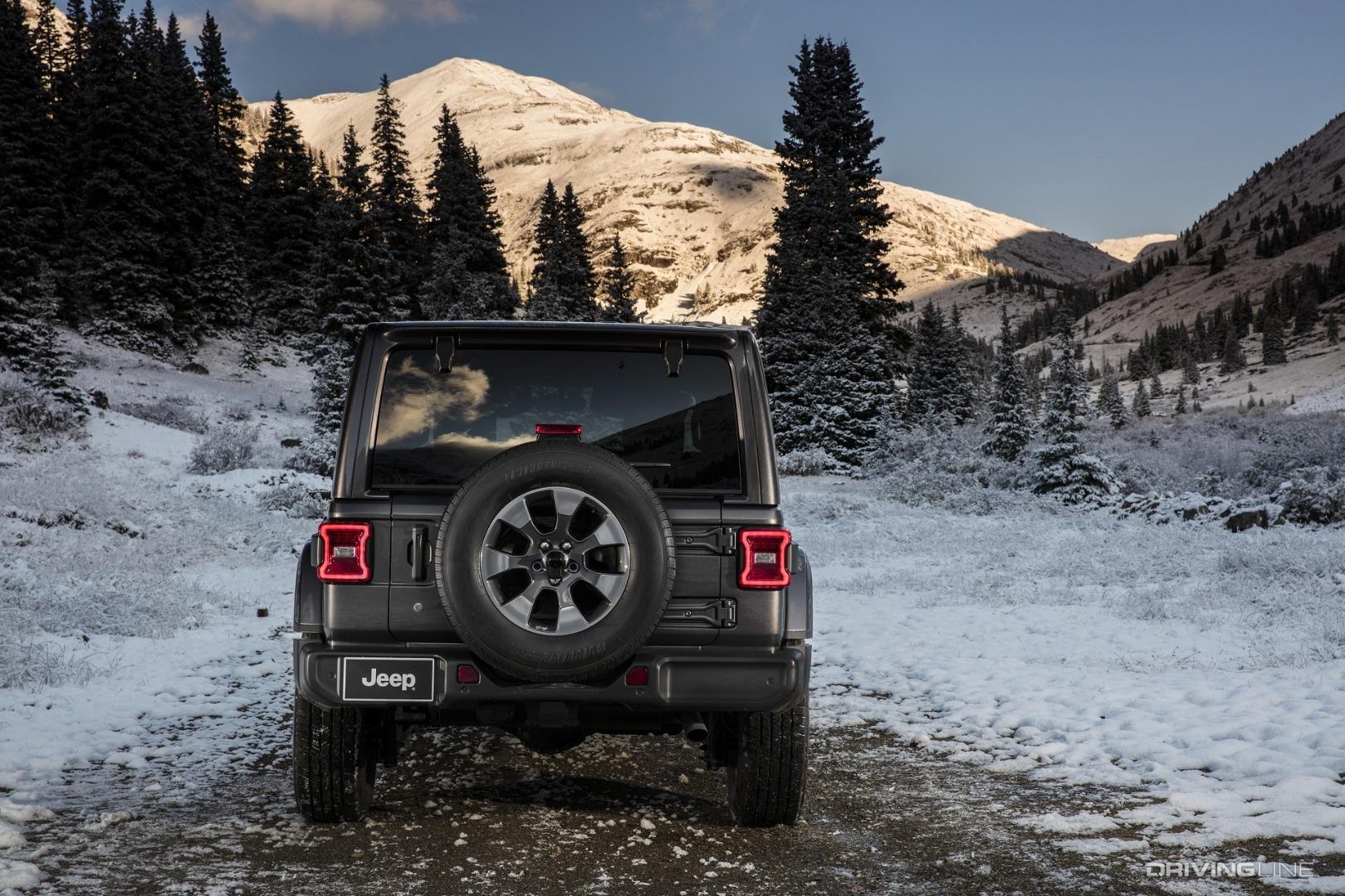 Daily Diesel: 2020 Jeep Wrangler Unlimited EcoDiesel ...