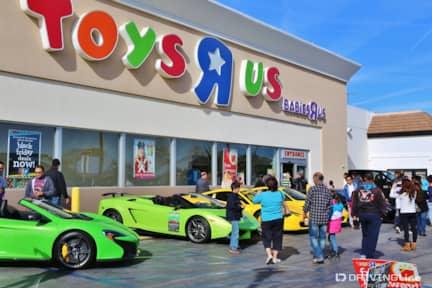 Car Show Topanga Mall