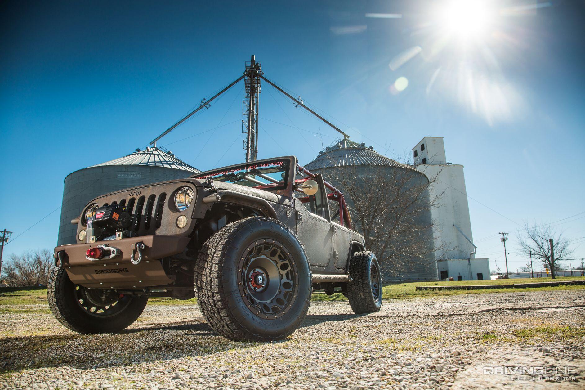 Starwood Motors Jeep >> Starwood Motors Jeep Wrangler Unlimited Rat Rod JK | DrivingLine