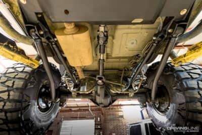 2000 Jeep Wrangler TJ BDS Long Arm Suspension Install  | DrivingLine