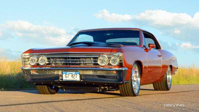 Jim Meyer's 1967 Chevelle: Classically Born, Modernly