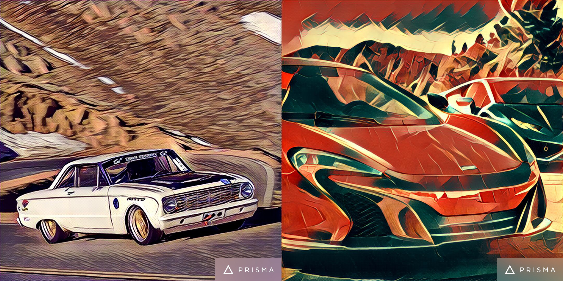 Instaobsession How To Turn Your Car Pics Into Works Of Art With The Prisma App Drivingline
