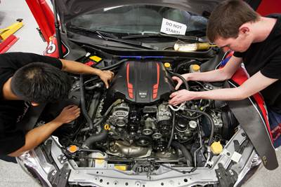 Use the E-Force: Edelbrock Supercharger for the Scion FR-S