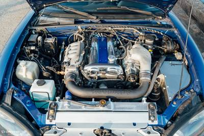 Track-Prepped and Daily Driven: Kento's Supercharged NB