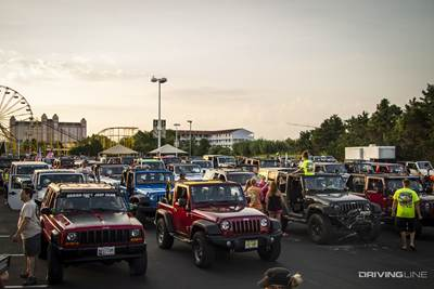 Ocean City Jeep Week >> Ocean City Jeep Week 2016 Fun In The Sun Drivingline