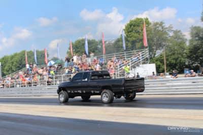 Scheid Diesel Extravaganza 2016 Outlaw Diesel Super