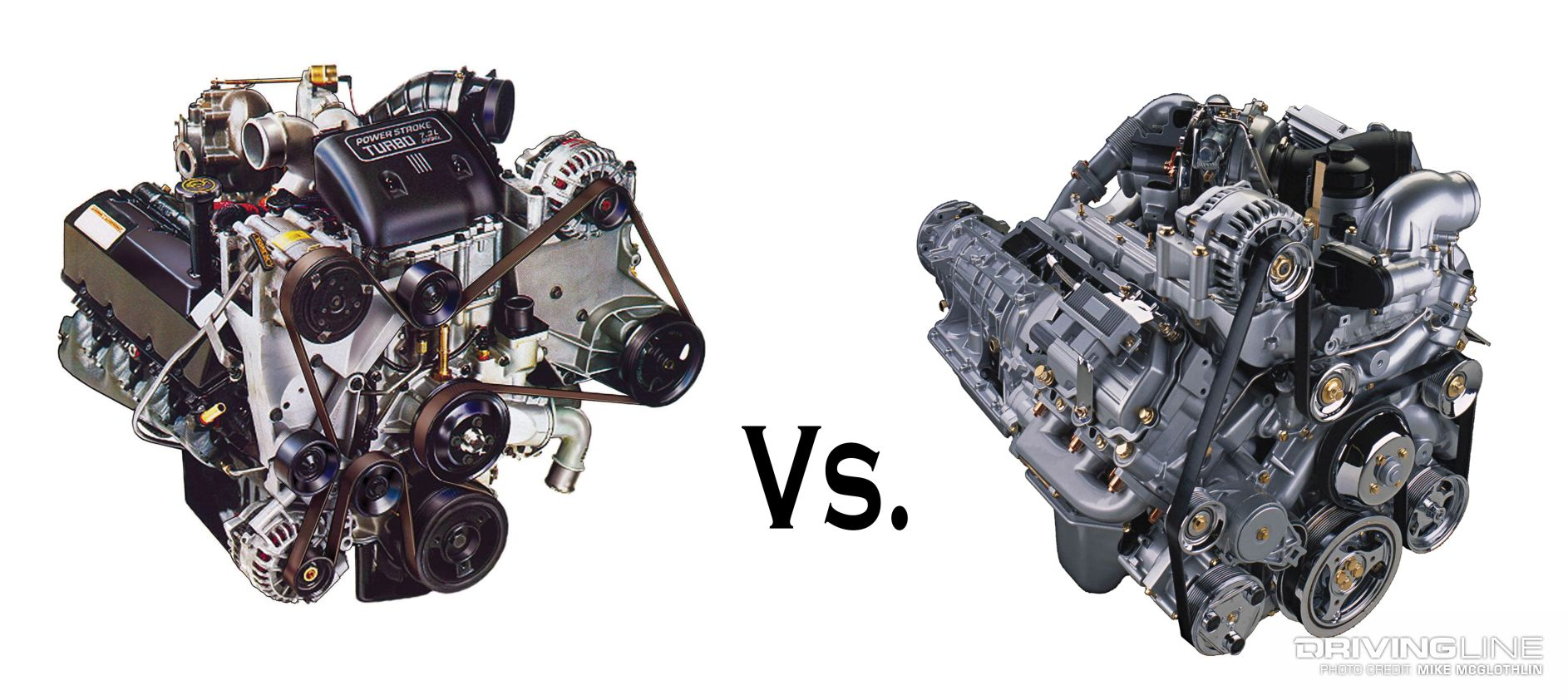 7 3l vs 6 0l which power stroke is really better? drivingline001 7 3 power stroke vs 6 0