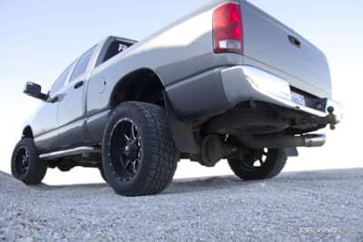 2007 dodge ram 2500 wheel torque specs