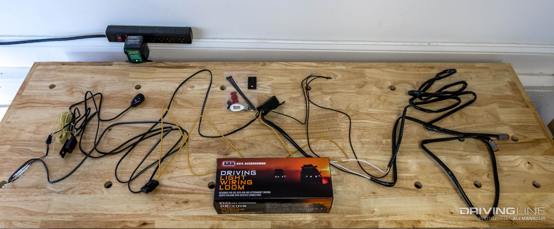 [DIAGRAM_4PO]  ARB AR21 Intensity Light Review   DrivingLine   Arb Wiring Harness Lighting      DrivingLine