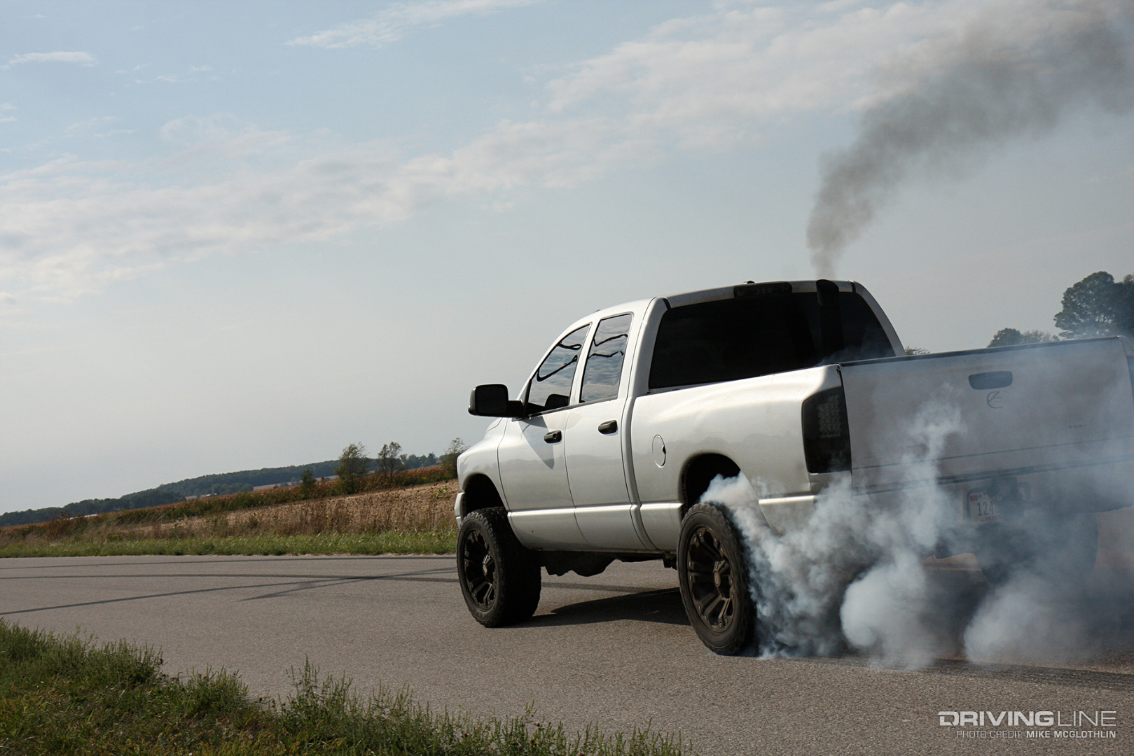 diesel trucks burnout dodge cummins ram 2500 2006 transmissions torque automatic management drivingline