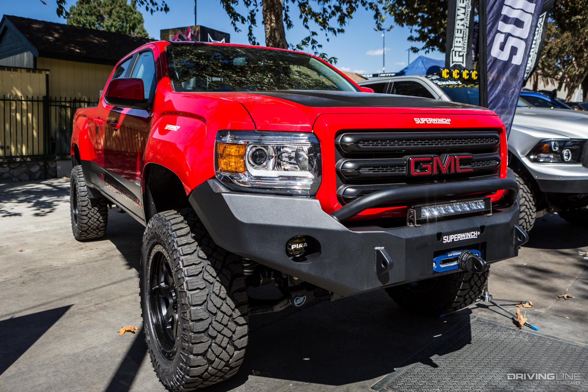 2016 Off Road Expo: Where Trucks Are King   DrivingLine