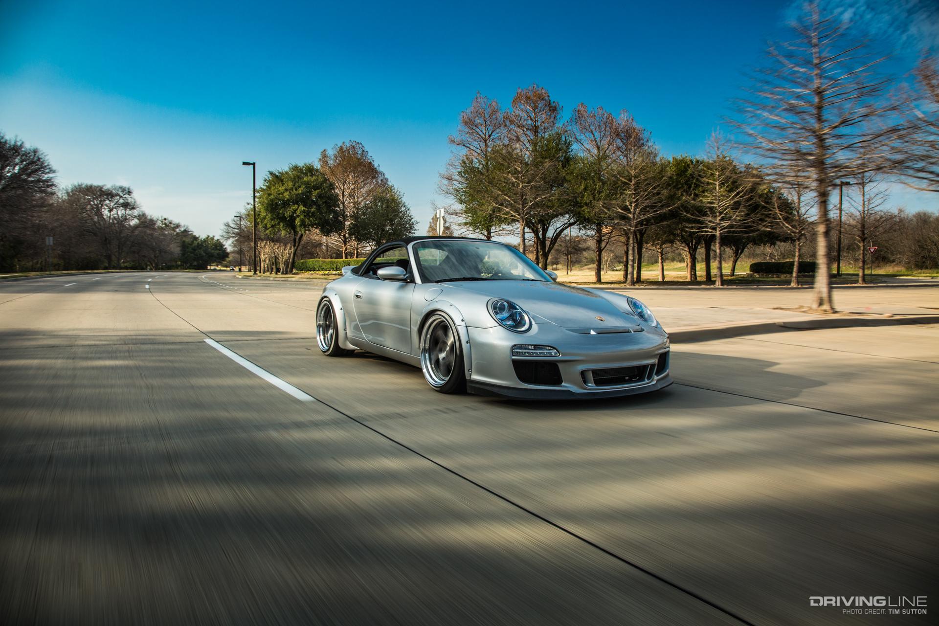 Gas Monkey Garage's LS Swapped Porsche 996: Not Just a