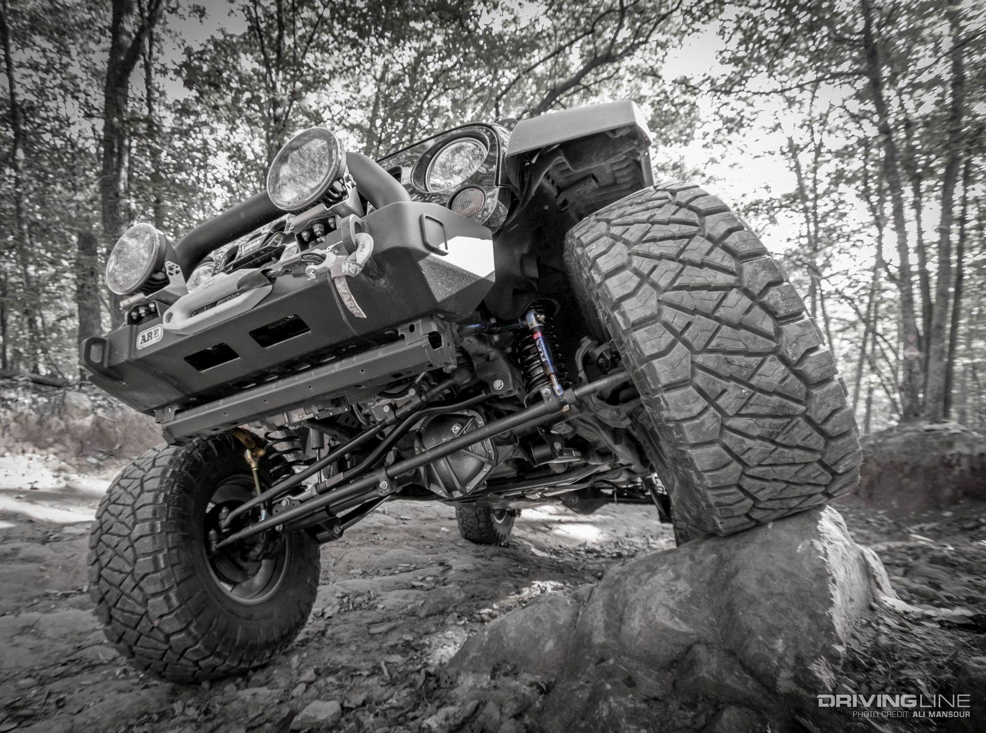 Front Suspension Stabilizer Bar Link fits 2013 Jeep Wrangler Set of 2