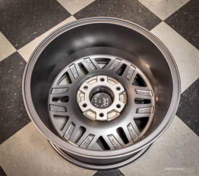 315 70r17 In Inches >> XD128 KMC Machete Ford F-150 Raptor Wheel | DrivingLine